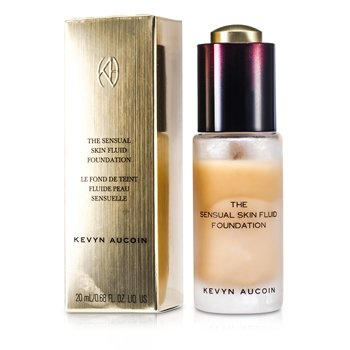 Kevyn Aucoin The Sensual Skin Fluid Foundation - # SF06  20ml/0.68oz