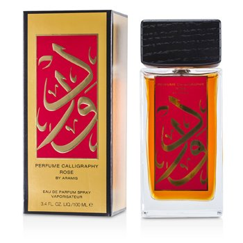 Aramis Perfume Calligraphy Rose EDP Spray 100ml/3.4oz
