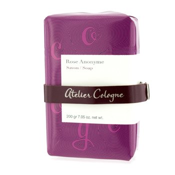 Atelier CologneRose Anonyme Jab�n 200g/7.05oz
