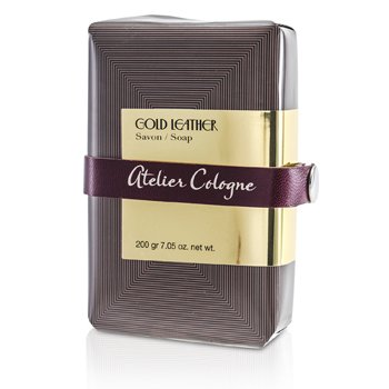 Atelier Cologne Gold Leather Soap  200g/7.05oz
