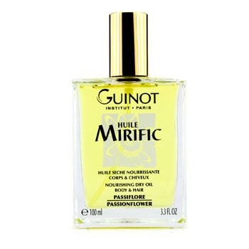 GuinotHuile Mirific Nourishing Dry Oil (Body & Hair) 100ml/3.3oz