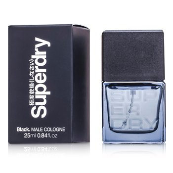 Black Cologne Spray Superdry Black Cologne Spray 25ml/0.84oz