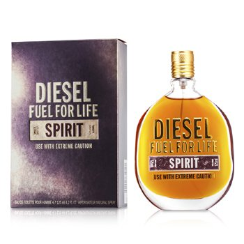 DieselFuel For Life Spirit Eau De Toilette Spray 125ml/4.2oz