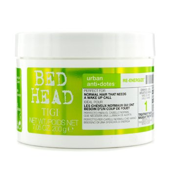 TigiBed Head Urban Anti+dotes Mascarilla Tratamiento Re-Energizante 200g/7.05oz