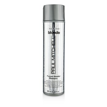 Paul Mitchell Forever Blonde Shampoo (Intense Hydration - KerActive Repair) 250ml/8.5oz