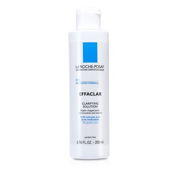 La Roche PosayEffaclar Clarifying Solution 200ml/6.76oz