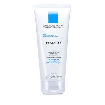 La Roche PosayEffaclar Medicated Gel Cleanser 200ml/6.76oz