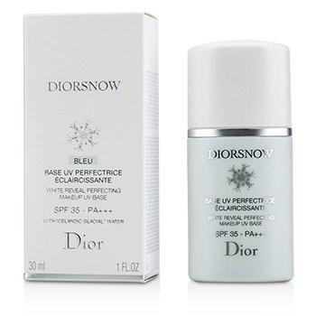 Christian DiorDiorsnow White Reveal Perfecting Makeup UV Base SPF 35 PA+++ - # Bleu 30ml/1oz