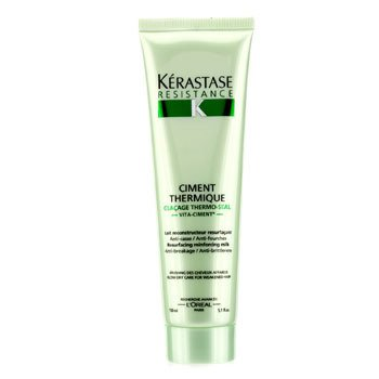 KerastaseResistance Ciment Thermique Resurfacing Reinforcing Milk (For Weakened Hair) 150ml/5.1oz