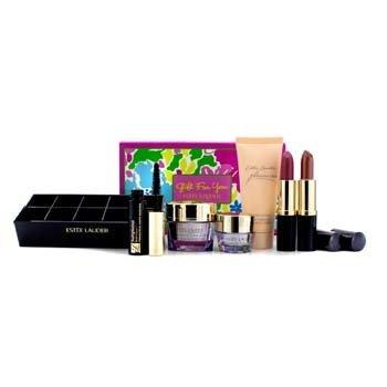 Estee LauderA Gift For You: Advanced Time Zone 15ml + Crema de Ojos 5ml + Loci�n Corporal 30ml + M�scara + 2x Pintalabios #03 & 83 + Pintalabios Caddy 7pcs