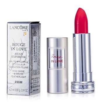 Lancome Rouge In Love R� – 230M Jolis Matins  4.2ml/0.14oz