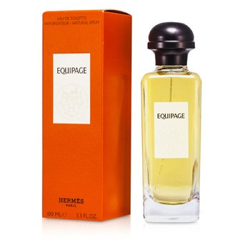 Hermes Equipage Eau De Toilette Spray (New Packaging)  100ml/3.3oz