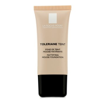La Roche Posay Toleriane Teint Mattifying Mousse Foundation SPF 20 – 05 Dark Beige 30ml/1oz