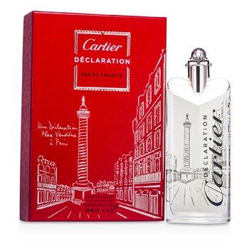 Cartier Declaration EDT Spray (Limited Edition) 100ml/3.3oz  men