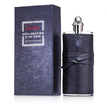 Cartier Declaration D'Un Soir Eau De Toilette Spray (Edici�n Prestiage)  100ml/3.3oz