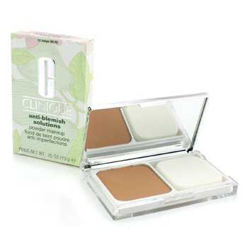 Clinique Anti Blemish Solutions Maquillaje en Polvo - # 15 Beige (M-N)  10g/0.35oz