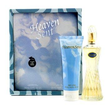 DanaHeaven Sent Coffret : Eau De Parfum Spray 100ml/3.4oz + Body Lotion 120ml/4oz 2pcs
