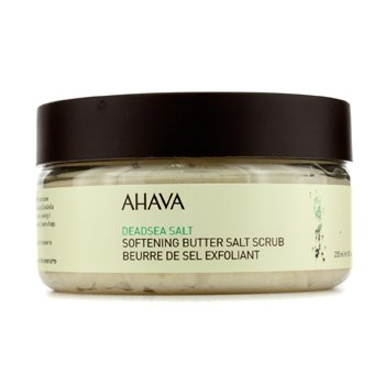 Ahava Deadsea Salt Sal Exfoliante Manteca Suavizante  235ml/8oz