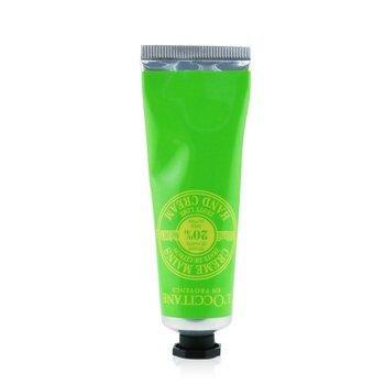 L'OccitaneShea Butter Zesty Lime Hand Cream - Krim Tangan 30ml/1oz