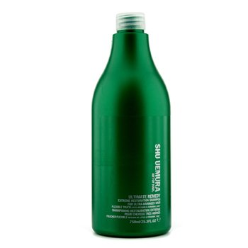 Shu UemuraUltimate Remedy Extreme Restoration Shampoo (For Ultra-Damaged Hair) 750ml/25.3oz