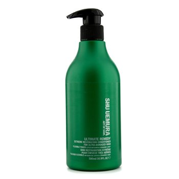 Shu UemuraUltimate Remedy Extreme Restoration Conditioner (For Ultra-Damaged Hair) 500ml/16.9oz