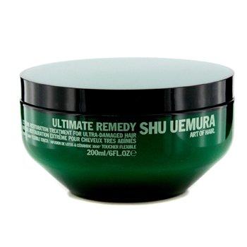 Shu UemuraUltimate Remedy Extreme Restoration Treatment (For Ultra-Damaged Hair) 200ml/6oz