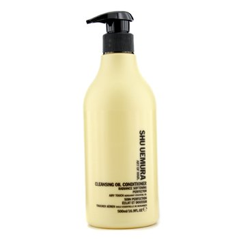 Shu UemuraCleansing Oil Conditioner (Radiance Softening Perfector) 500ml/16.9oz