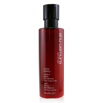 Shu UemuraColor Lustre Brilliant Glaze Conditioner (For Color-Treated Hair) 250ml/8oz