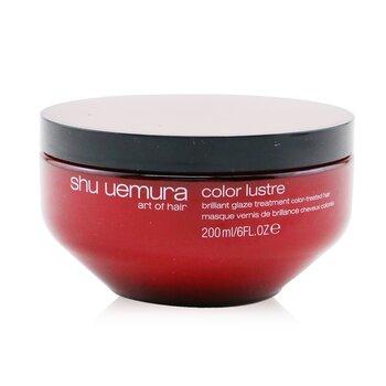 Shu UemuraColor Lustre Brilliant Glaze Treatment (For Color-Treated Hair) 200ml/6oz