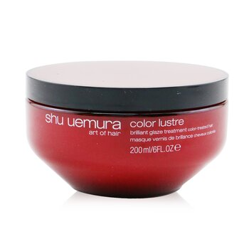Shu Uemura Color Lustre Brilliant Glaze Treatment (For Color-Treated Hair) 200ml/6oz