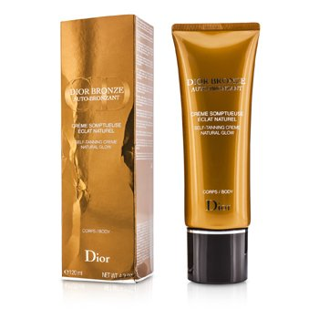 Christian DiorDior Bronze Self Tanner Cream Natural Glow For Body (Box Slightly Damaged) 120ml/4.3oz