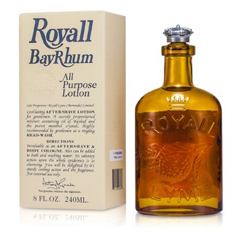 Royall Fragrances Royall BayRhum Loci�n Splash Multi Prop�sito  240ml/8oz