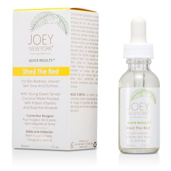 Joey New York Quick Results Shed The Red  30ml/1oz