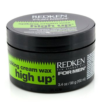 RedkenMen High Up Spiking Cream Wax (Maximum Control) 100ml/3.4oz