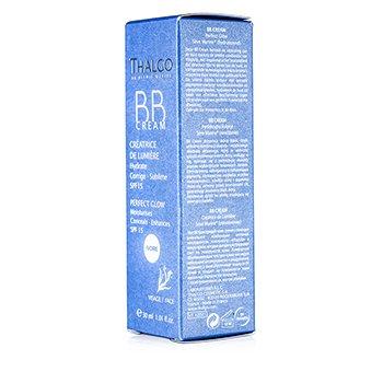 Thalgo BB Cream Perfect Glow SPF 15 - Ivory  30ml/1.01oz