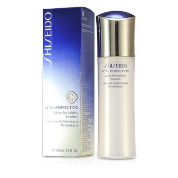 ShiseidoVital-Perfection Emulsi�n Revitalizante Blanca 100ml/3.3oz