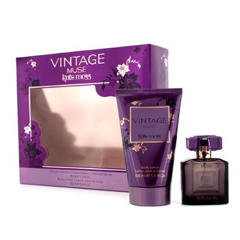 Kate MossVintage Muse Coffret: Eau De Toilette Spray 30ml/1oz + Body Lotion 150ml/5oz 2pcs