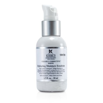 Kiehl'sClearly Corrective White Hydrating Moisture Emulsion 50ml/1.7oz