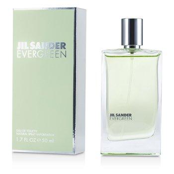 Jil Sander Evergreen Eau De Toilette Spray  50ml/1.7oz
