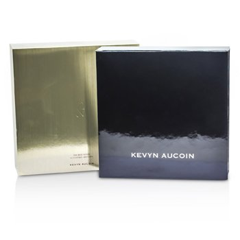 Kevyn AucoinBest of Kit (1x Lash Curler, 1x Mascara, 1x Eye Pencil Primatif, 1x Brow Penci, 1x Eyeshadow) - # Bone 5pcs