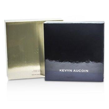 Kevyn Aucoin Best of Kit (1x Rizador de Pesta�as, 1x M�scara, 1x L�piz de Ojos Primatif, 1x L�piz de Cejas, 1x Sombra de Ojos) - # Bone  5pcs
