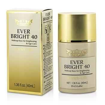 Dr. Ci:Labo Ever Bright 40 Make Up Base (Enrich Lift) 40ml/1.36oz