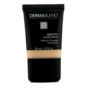 Smooth Liquid Camo Foundation (Medium Coverage) - Cream