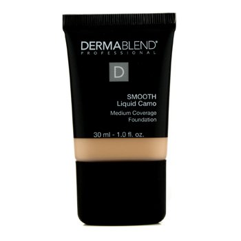Dermablend Smooth Liquid Camo Foundation (Medium Coverage) - Bisque 30ml/1oz