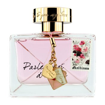 John GallianoParlez-Moi D' Amour Eau De Toilette Spray (Edici�n Charming) 50ml/1.7oz