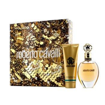 Roberto Cavalli Roberto Cavalli (New) Coffret: Eau De Parfum Spray 50ml/1.7oz + Body Lotion 75ml/2.5oz 2pcs