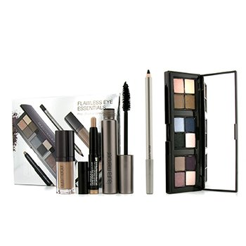 Laura MercierFlawless Eye Essentials (1xEye Basics, 1xEye Colour Compact, 1xCaviar Stick Eye Colour, 1xEye Pencil,1xMascara) 5pcs