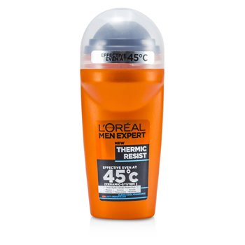 L'Oreal Men Expert Thermic Resist Clean Cool Fragrance Roll On 50ml/1.7oz