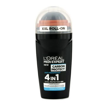 L'OrealMen Expert Carbon Protect Intense Ice Fragrance Roll On 50ml/1.7oz