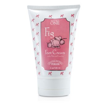 Perlier Nature's One Fig Foot Cream  125ml/4oz